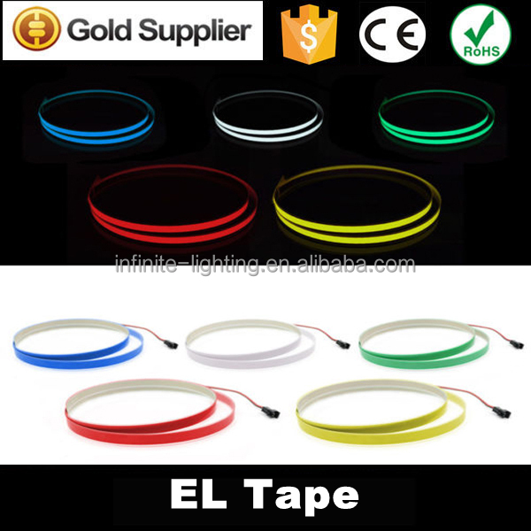 Fantastic running tape or Strip / El tape/el light tape with high brightness