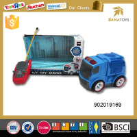 4 Function police remote control car toys
