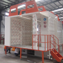 powder spray booth/powder machine/powder coating system