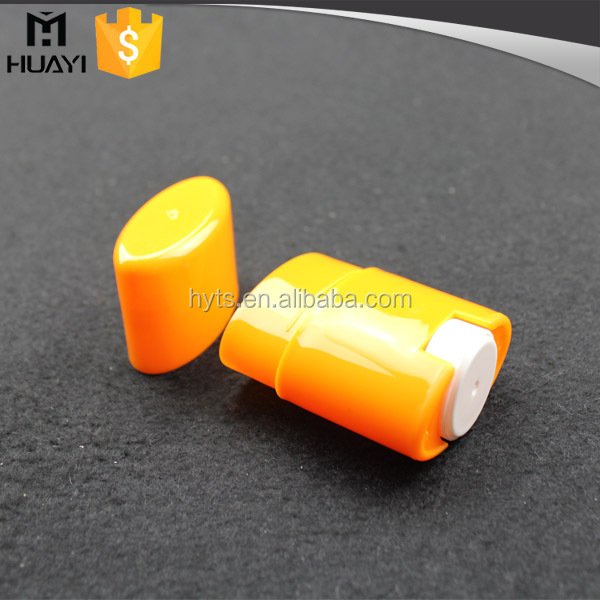 high quality oval deodorant stick container packaging