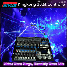 Chinese KingKong 1024 Channels DMX512 Console Control 96pcs Stage Lights Professional China Controllers DJ Disco Equipment
