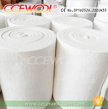 Top Quality 1400 HA ceramic blanket insulation with high tensile strength and good quality