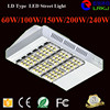 Cool white 6000K IP67 solar led street light 120lm/w SMD 200w led street light