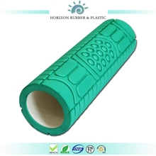 Horizon New Coming Exercise Pliates Grid Hollow EVA Foam Roller