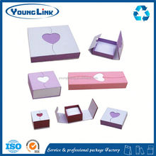 high gloss handmade wooden perfume packing box