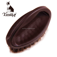 Yangzhou Yingte handle shoe brush with horse hair shoe polish brush