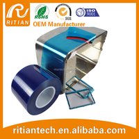 bf blue pe protective film for stainless steel ,metal sheet ,windows