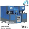 MIC-8Y Micmachinery 0.1-2L semi automatic pet bottle stretch blow molding machine for 1400BPH with CE