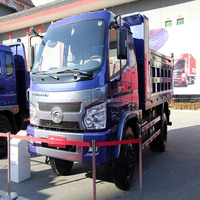 FOTON Forland 4x2 tipper vehicle for sale