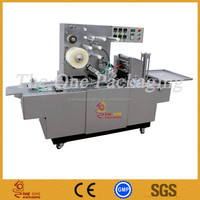 cigarette cellophane over-wrapping machine