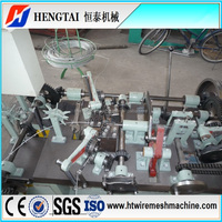 plant equipment CSA Double stranded hot dip barbed wire machine or security wire machine