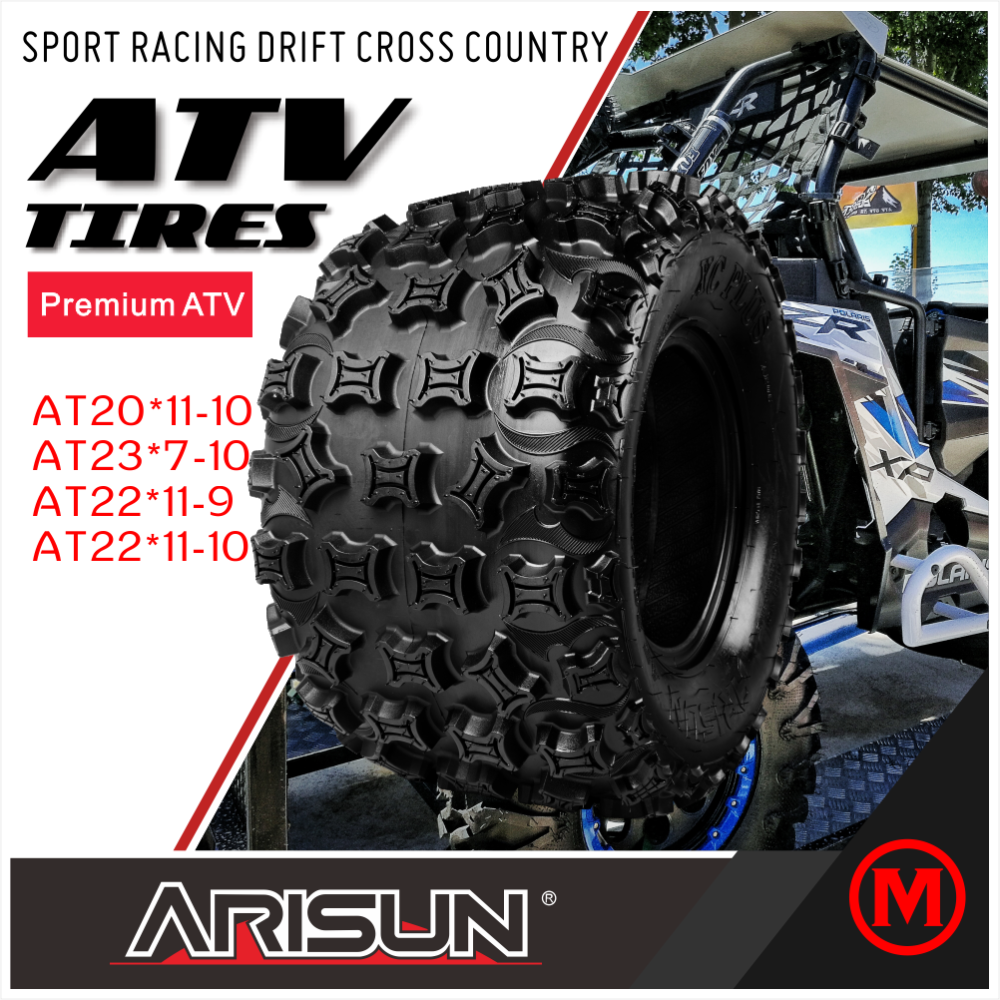 ARISUN BRAND SPORT RACING Motorcross TYRES made in china UTV ATV tires