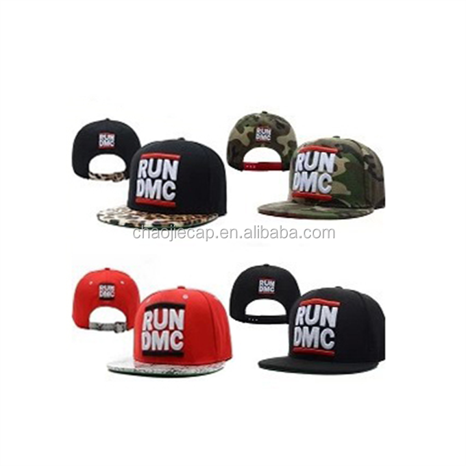 Hip-hop sport style 3d embroidery Snapback cap