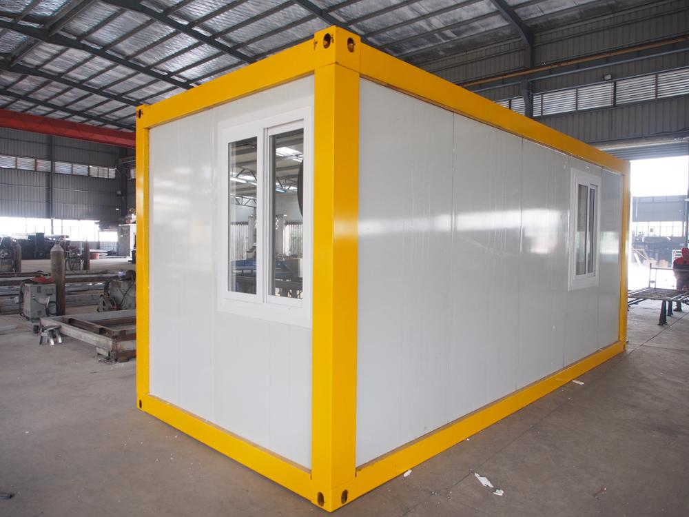 Convenient shipping cheap price container houses flat package movable home