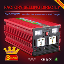 Hot sale solar Single phase dc 24v 48v 500w 1000w 1200w 2000w grid-tie inverter for home Use