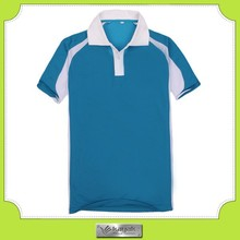 2015 trendy design 100 polyester golf polo