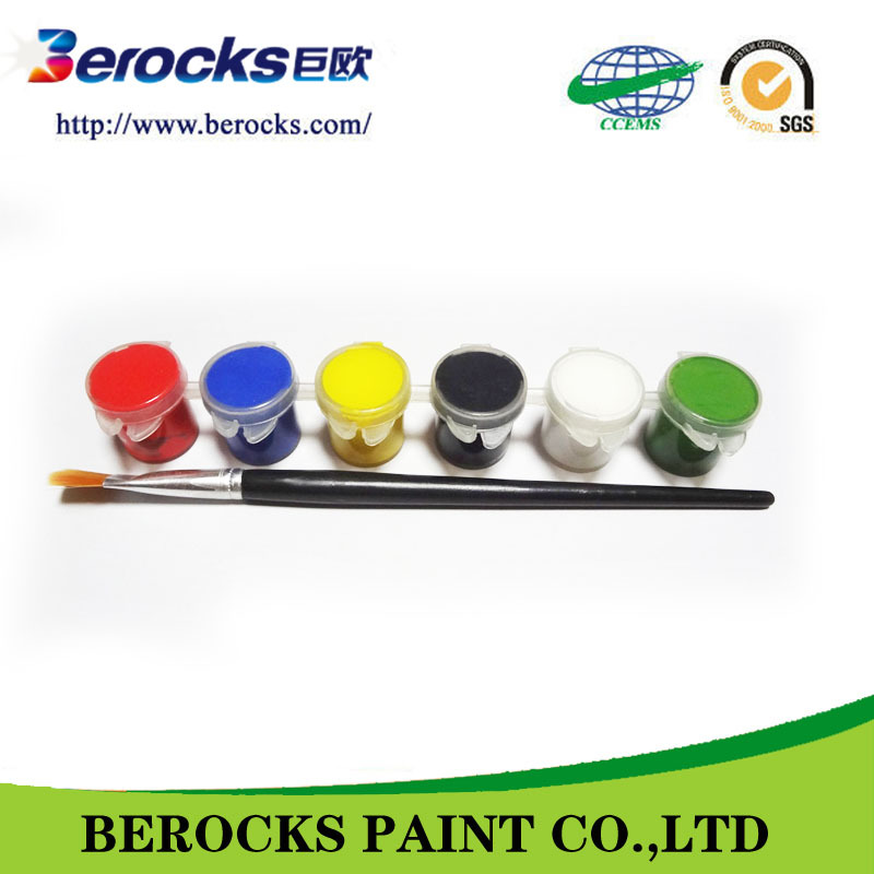 Colorlution Factory supply Acrylic paint set 25ml