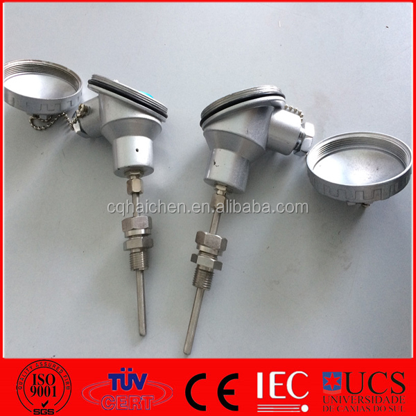 stainless steel k type mi thermocouple