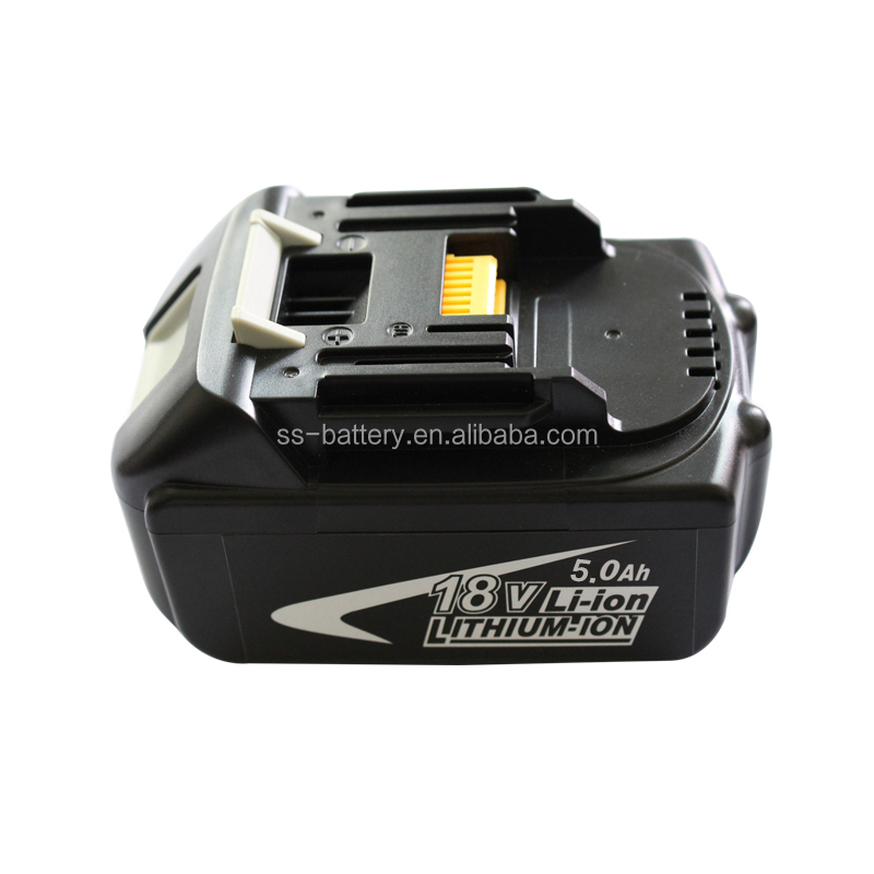 Low self discharge rechargeable power tool battery 18 volt in battery packs
