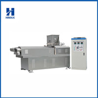 Corn flakes machine production process line