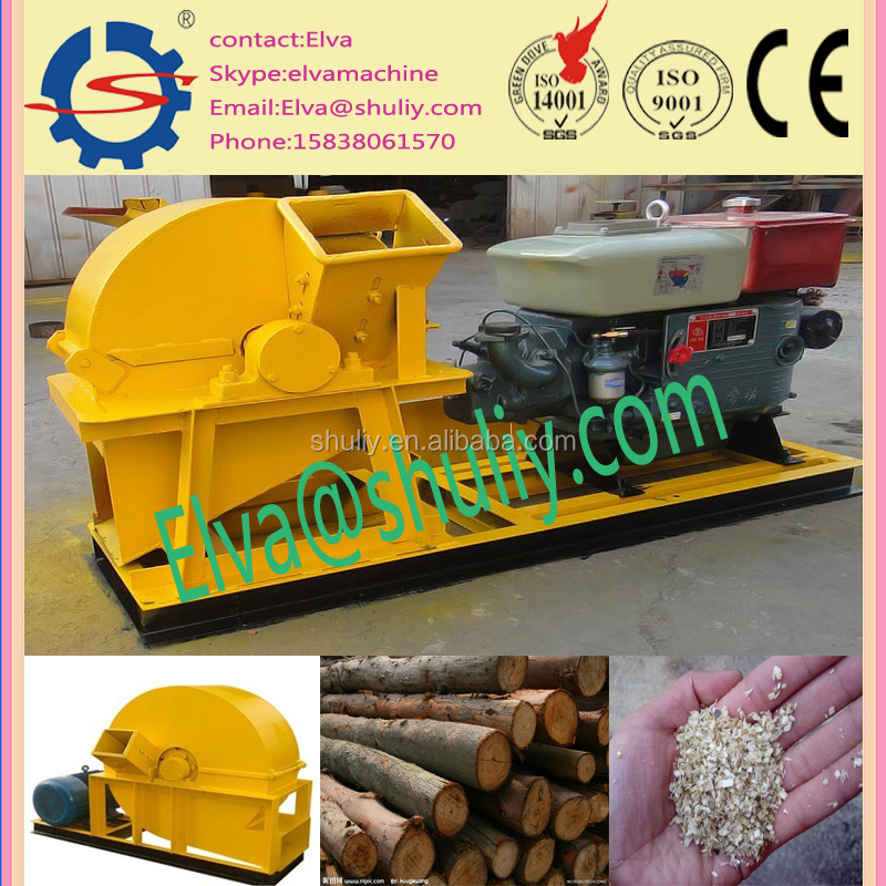 High efficient biomass briquette crusher