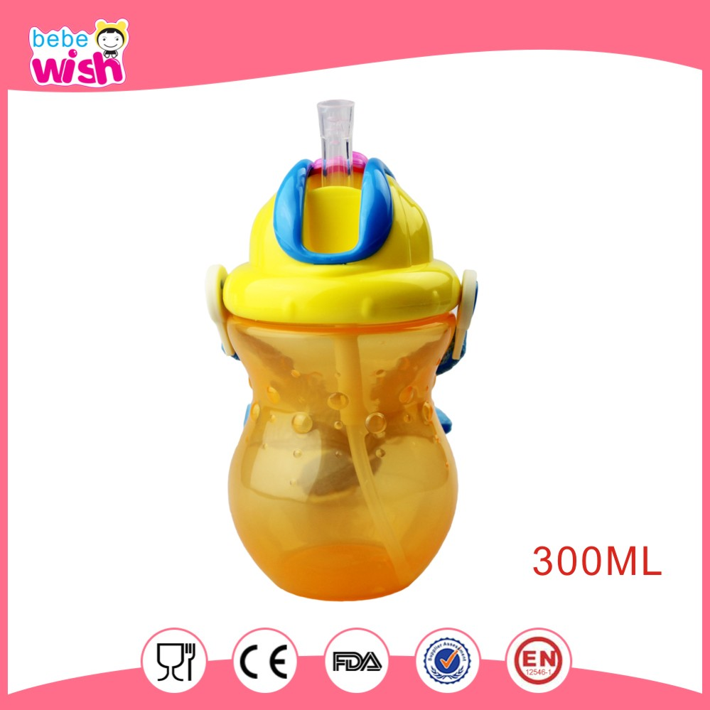 BPA free plastic silicone sippy cup lid