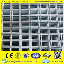 galvanized welded wire mesh fence panel high quality