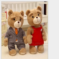 Factory Cheap Cute Custom Wholesale Teddy Bears Plush Toys wholesale free shipping