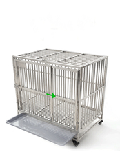2017 Yo Yo Check Now High Quality Stainless Steel Dog Crate Wholesale