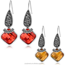 Equisite alloy models young girl earring jewelry set