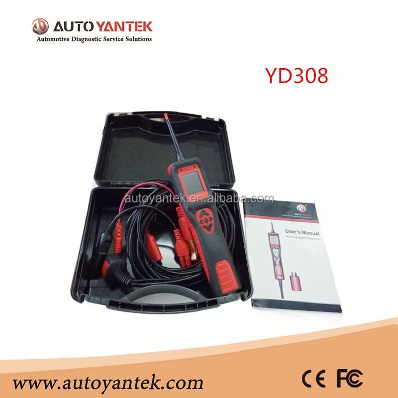 YANTEK 100% Original Professional Auto Diagnostics Scan Tools Car Diagnostic Scanner Automotive Computer Diagnostic Software