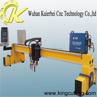 Chinese manufacturer directly sale gantry type hobby cnc plasma cutter