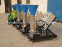 Cheap Wood Pellet Mill/Cardboard Granulator With CE