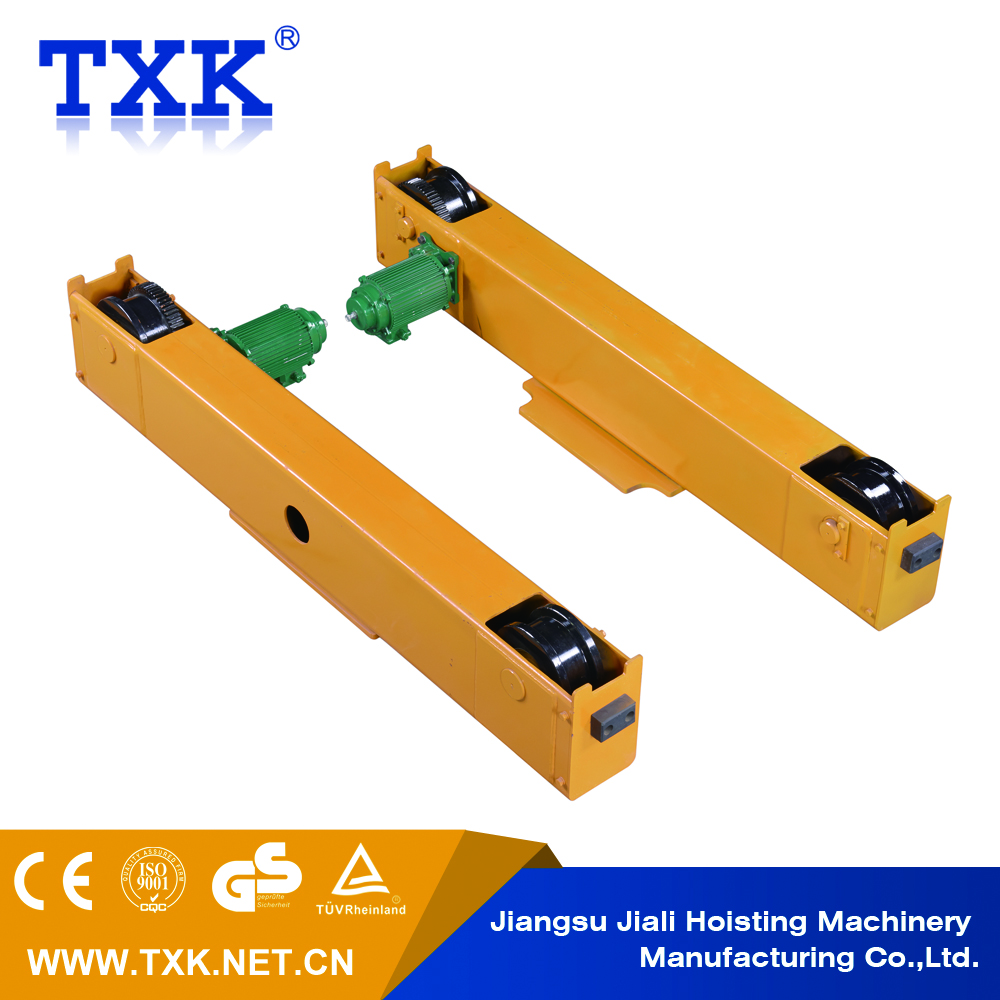 Double Girder Bridge Crane End Carriage,Bridge Crane Etc,European Style Bridge Crane