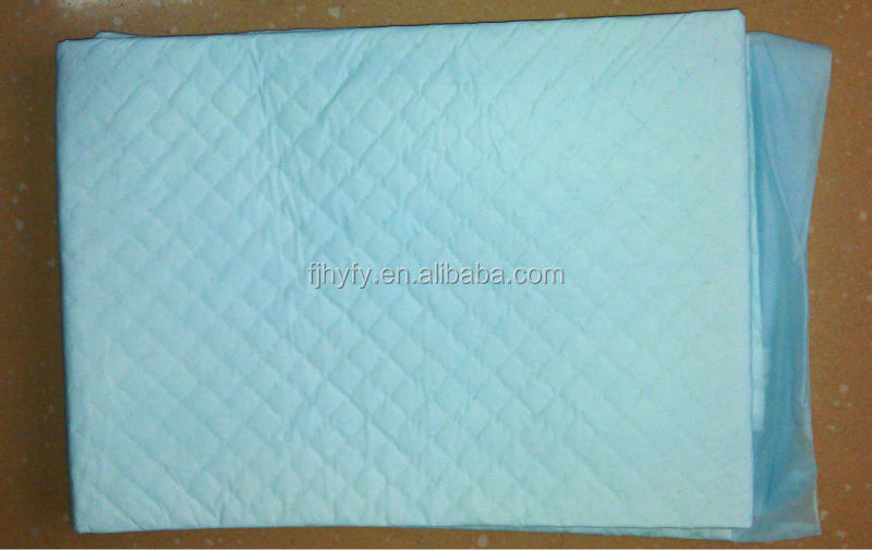 new products ultra thin dry surface disposable under pad