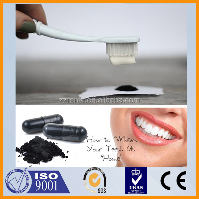 Wholesale Ultra Fine Pure activated charcoal powder capsules