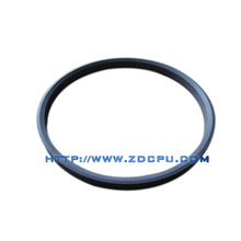 Professional customized high precision round large plastic rings