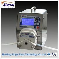 roller peristaltic dosing pump diy for industrial