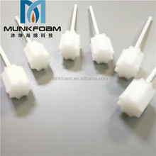 Oral cleaning swab for elderly oral care for aged people sponge stick swab stick oral swabsticks