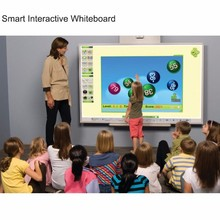 Free Standing Educational Equipment OEM Support Portable Interactive Whiteboard