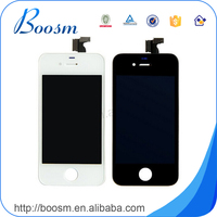 Factory Supplier Spare parts for iphone 4s screen replacment,Complete original for iphone 4s white lcd