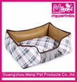 Simply Plaid Pet Dog Bed Wholesale Dog Bed Cushion
