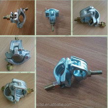 EN74 90 degree scaffolding fixed clamp coupler price in Alibaba