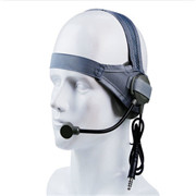 WoSporT Militaire Apparatuur Headset Mobiele Telefoon Mini PTT voor Army Combat Jacht Airsoft Paintball Outdoor Sport