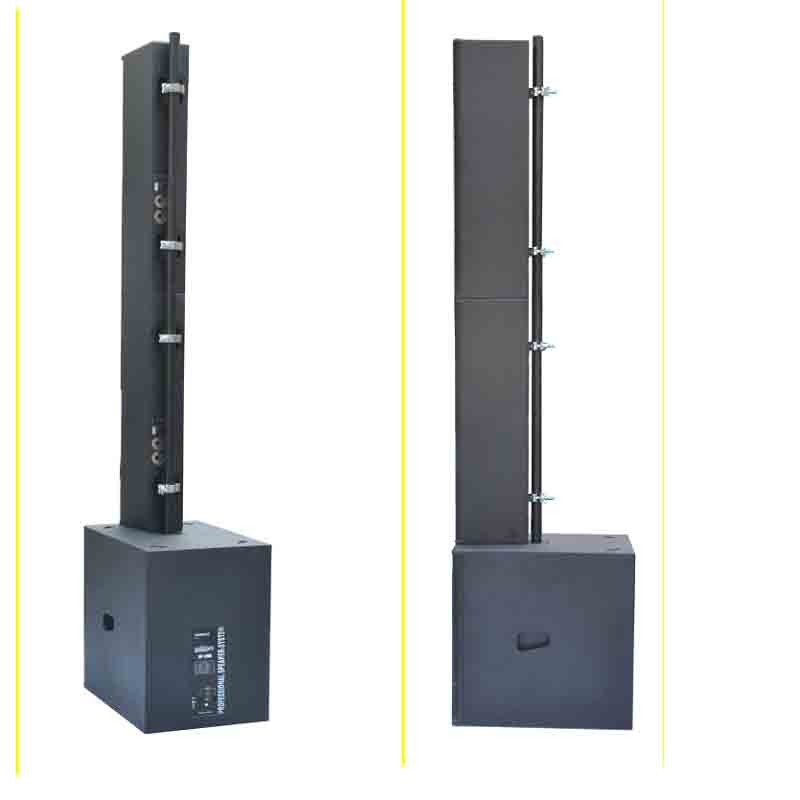 SPE new PA system mini stage line array loudspeaker system column line array system