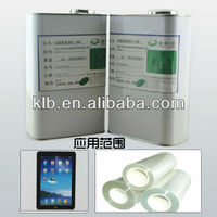 Strong bonding self-adhesive adhesive