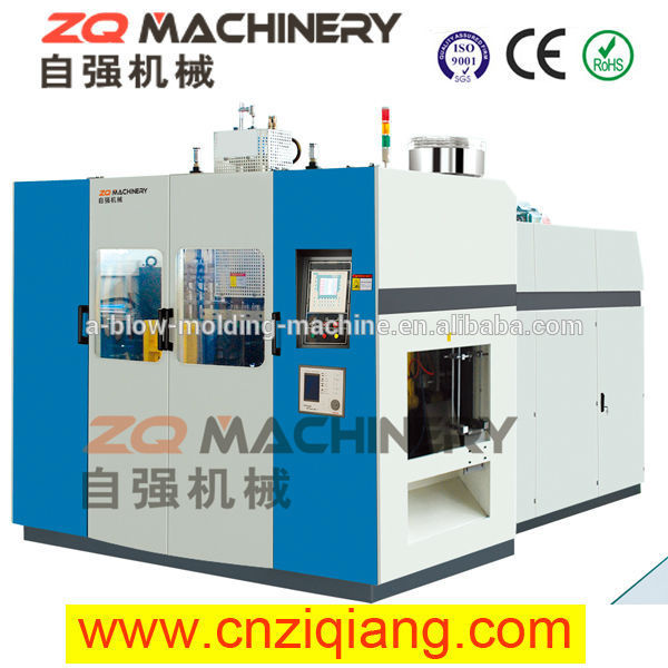 stretch blow molding machine extruder parallel twin screw barrel