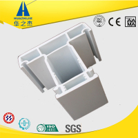 Best sale china upvc windows and door frame white profiles
