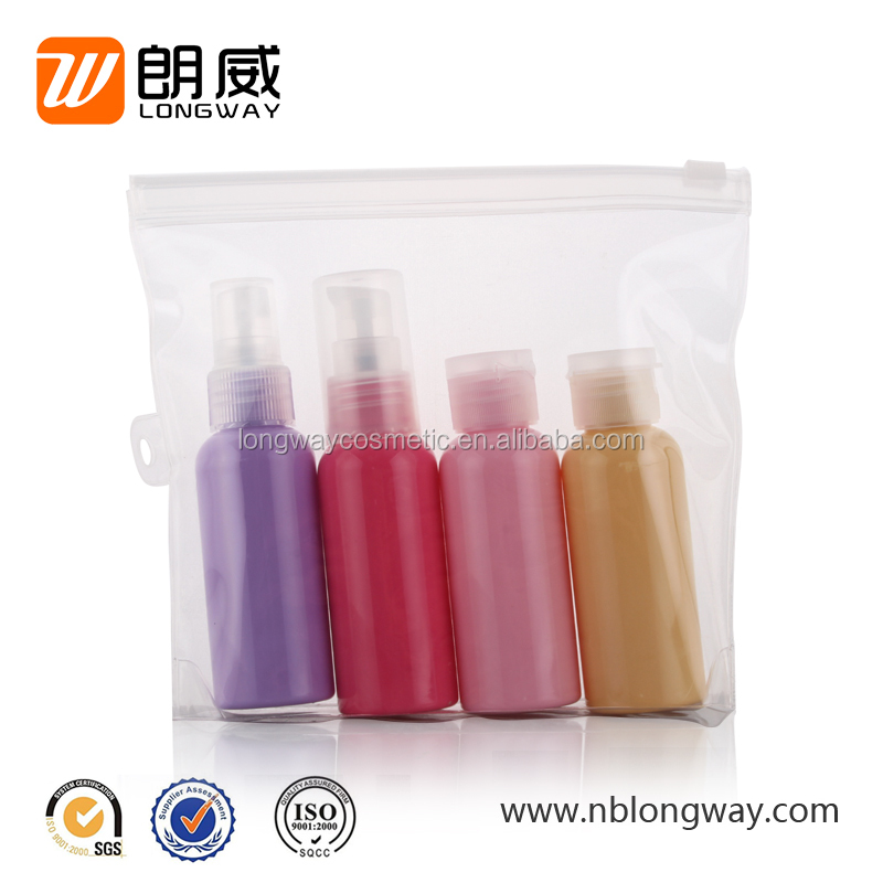 Travel Bottle Set Travel Kit Travel kit Bottle PET Bottle
