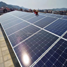 good quality 5000W solar panel system solar energy system use for home or commercial